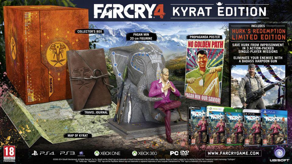 far cry 4 100e (80 pendant 2 jours)