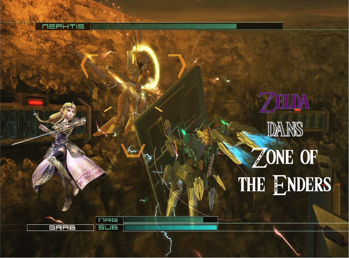 zelda of the enders